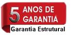 Grades de concreto com 5 Anos de Garantia